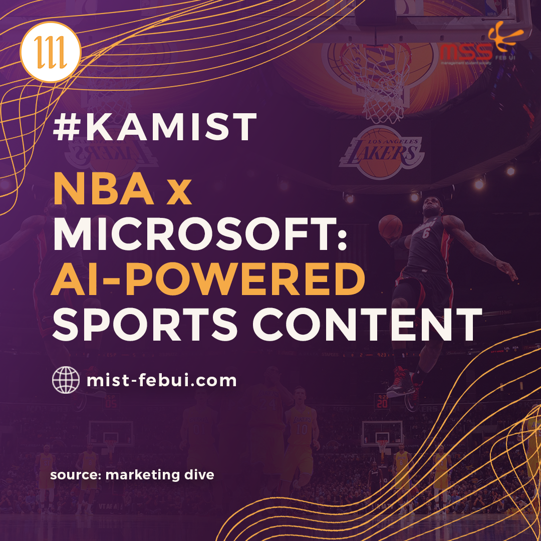 NBA x Microsoft: AI-powered sports content