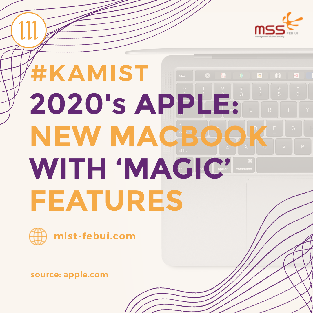 2020's Apple: New MacBook with 'Magic' Features