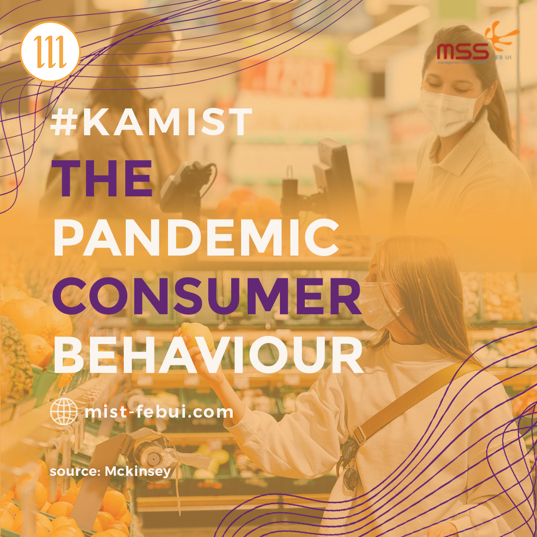 Consumer Behaviour for COVID-19