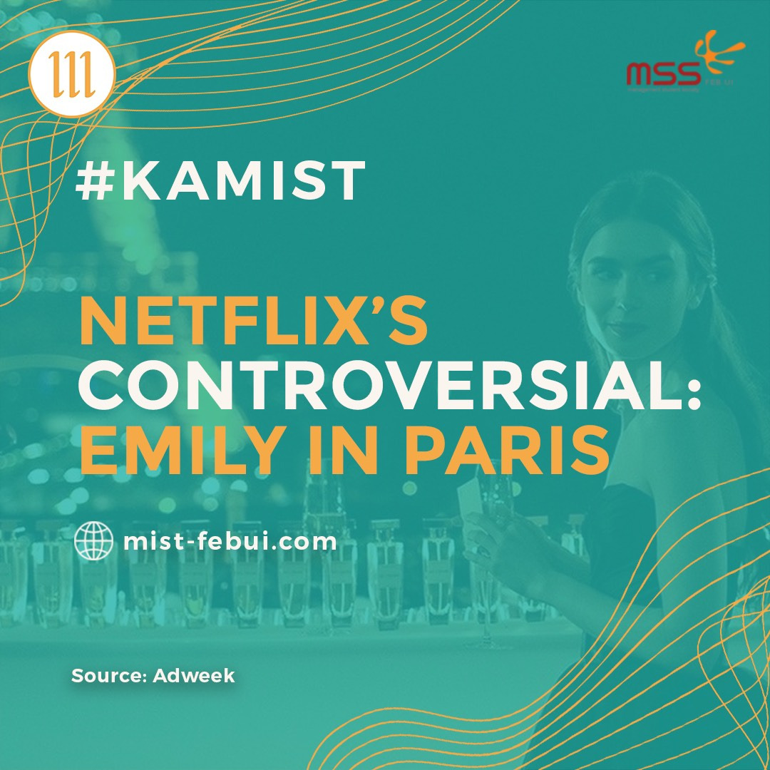 [Netflix's Controversial: Emily in Paris]