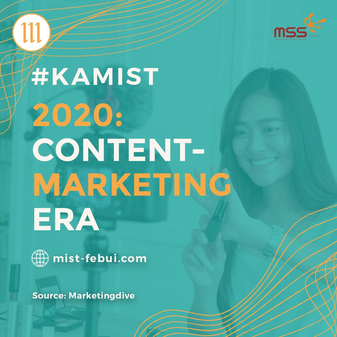 [2020: Content Marketing Era]