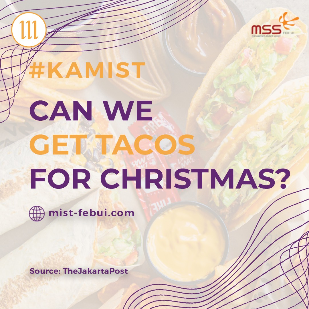 [Can We Get Tacos for Christmast?]