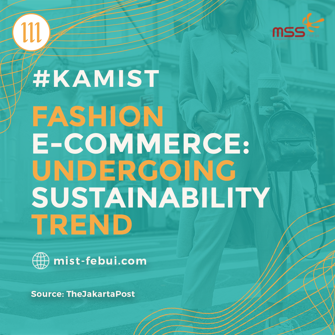 [Fashion E-commerce: Undergoing Sustainability Trend]