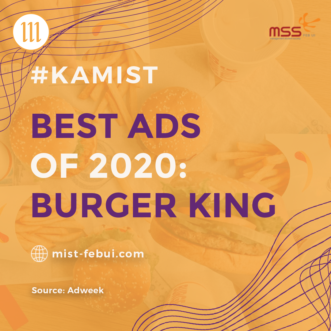 [Best Ads of 2020: Burger King]