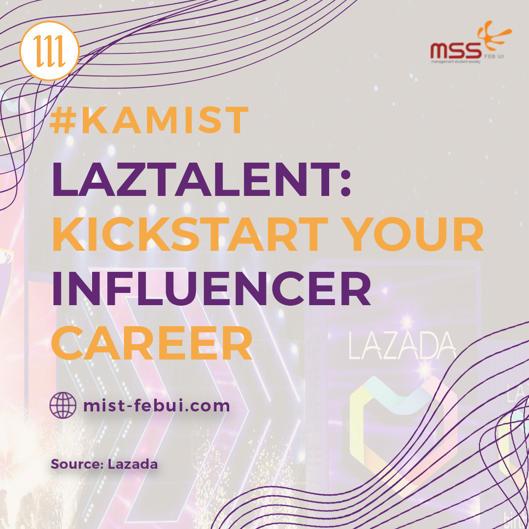 [Laztalent : Kickstart Your Influencer Career]