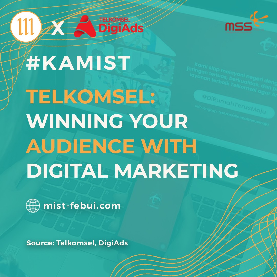 Telkomsel: Winning your audience with digital marketing