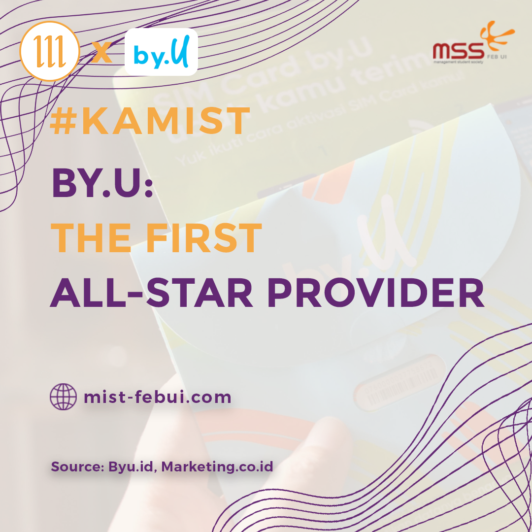 [By.U: The First All-Star Provider]