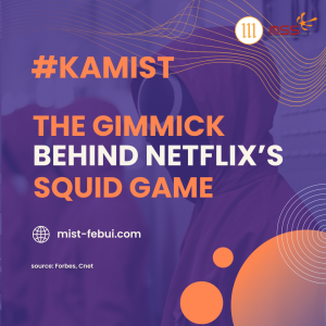 [The Gimmick Behind Netflix's Squid Game]